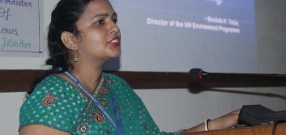 Lecture to mark 'World Ozone Day'