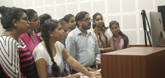 Two day workshop on Video Editing concludes at KNCW