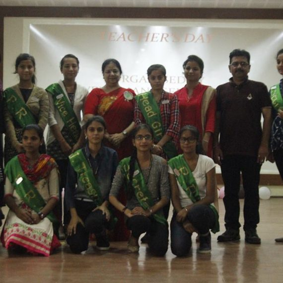 CA installation ceremony for junior college held