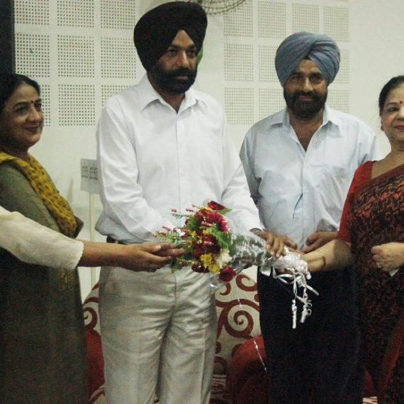 "KNCW organizes lecture on ""Shakti App"""