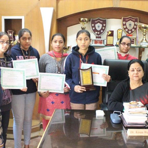 Constitution Day celebrated at KNC