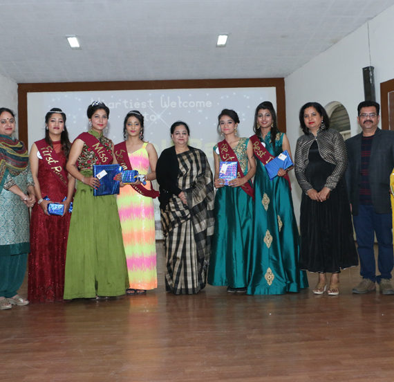 Farewell Party held at KNJCW