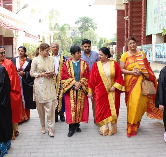 45th Convocation and Award Presentation Ceremony held at KNCW