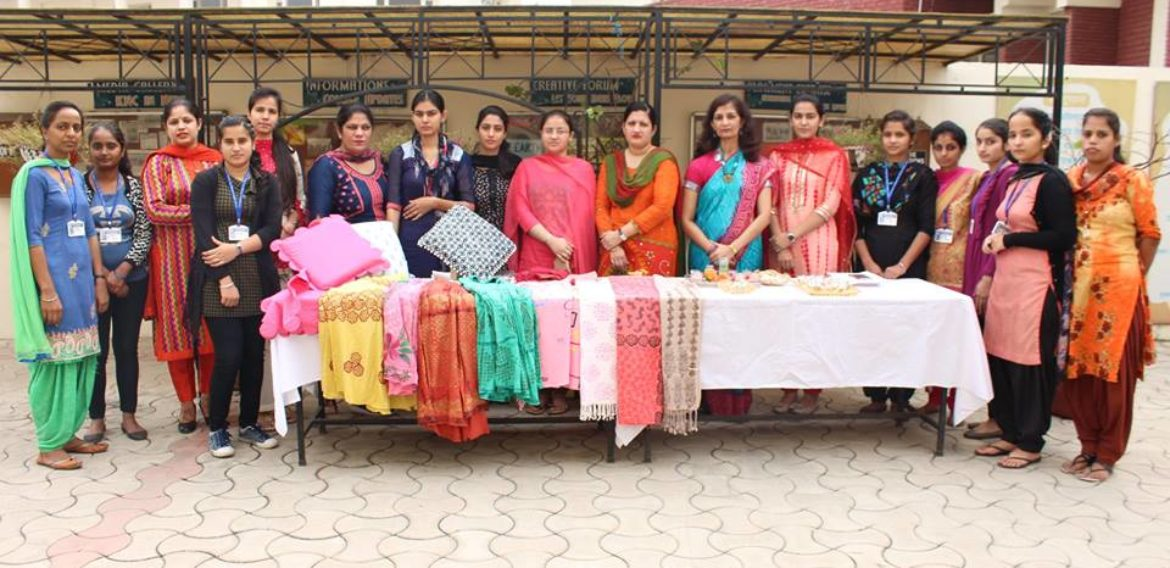 KNCW organises One Day sale-cum-Exhibition