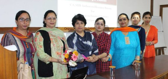 KNCW organises a workshop