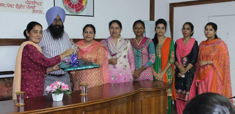 """KNCW organizes extension lecture on """"Punjab, Punjabi and Punjabiat"""""""